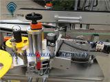 Máquina automática lateral traseira e inferior da parte dianteira de etiquetas para o polonês de prego