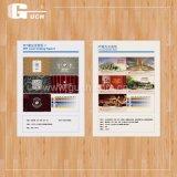 China-Preis-Zoll gedrucktes thermisches Papierbeschichtung-Papier