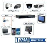 960p 8CH de Camera van de Veiligheid van kabeltelevisie van de Uitrusting van H. 264 Ahd DVR