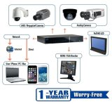 cámaras de seguridad del CCTV del kit de 960p 8CH H. 264 Ahd DVR