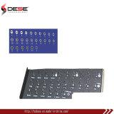 28PCS 1/4′ ′ комплект бита cr-V или материальный отвертки S2 гнезда 25mm установленный