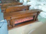 Muebles eléctricos del hogar de la chimenea del soporte moderno de la sala de estar TV (336SS)
