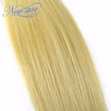 새로운 별 브라질 Virgin 머리 똑바른 금발 Remy 머리