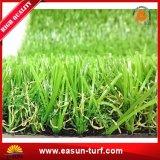 Het Natuurlijke het Modelleren Synthetische Gras van uitstekende kwaliteit van het Gazon