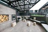 Mattonelle di pietra concrete di legno antiscorrimento della parete e del pavimento non tappezzato (OTA603-CINDER)