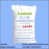 Wuhu Loman Anatase TiO2 La101 con la alta calidad, fabricante