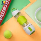 Quatro cores portátil Sport garrafa de bebida humidificador