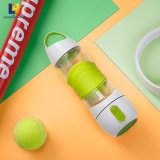 Portable 4 색깔 스포츠 음료 병 가습기