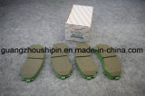 Zapatas de freno japonesas del OEM del coche Mr510539 para Mitsubishi Pajero V73