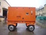 50kw Cummins Diesel/Energie/elektrisches/leises/geöffnetes Generator-Set mit Schlussteil