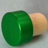 Tappo sintetico di plastica del sughero del vino di TPR, accessori del vino
