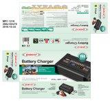 Automatic 12V 10um aparelho portátil de 8 Estágios do carregador da bateria com marcação CE