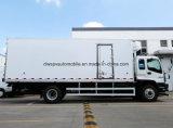 4*2 Isuzu Milch-Vaccine Transport-LKW heißer Verkauf gekühlter Van
