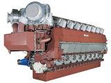 Mak de Delen van de Dieselmotor
