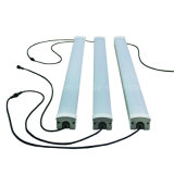 40W蒸気堅い線形照明設備IP65の三証拠LEDライト