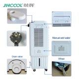 Refroidisseur eau-air de marais évaporatif portatif pour le système de refroidissement
