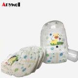 高品質の卸売のための使い捨て可能で眠い赤ん坊のおむつ