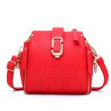 Exquisite Lady pequenas bolsas de moda Leisure PU Saco de couro