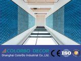 높은 사운드 흡수 목재 섬유 내화 목재 울 패널