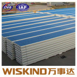 Panneau d'EPS ignifugé de haute qualité pour le toit et mur