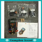 독일제 Bluetooth와 외부 진공 탐침 No. 0638 1557년을%s 가진 Testo557 디지털 다기관