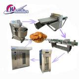 Arabische Brood die van de Maker van de Croissant van de Machine van het Pitabroodje van de Machine van het gebakje het Arabische Machine maken