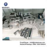 Het Deel van de Machines van het Staal van het Plateren van de hoge Precisie voor CNC het Machinaal bewerken