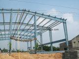 edificios de acero urbanizados ligeros para la fábrica y el taller del almacén
