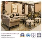 Stern-Hotel-Möbel mit den Luxuxwohnzimmer-Möbeln eingestellt (HL-2-5)