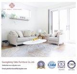 Großzügige Hotel-Möbel für die Wohnzimmer-weißen Möbel eingestellt (YB-W13)
