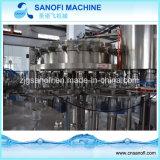 3 en 1 planta de embotellamiento automática del agua mineral