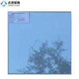 Fujian-Lieferanten-reflektierendes Fenster-Glas-Blatt für Gebäude-Fassade