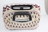 Крышка багажа Spandex, предусматрива с печатание, эластичная крышка чемодана багажа