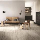 ホーム装飾(BR6001)のための砂岩によって艶をかけられる磁器の床および壁のタイルのセラミックタイル