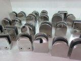 SS304 van uitstekende kwaliteit SS316 10mm de Roestvrije Duurzame Klem van het Glas van het Staal van het Traliewerk van de Leuning voor de Montage van het Traliewerk van de Balustrade