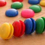 Magneti su ordinazione del frigorifero del tasto per promozionale