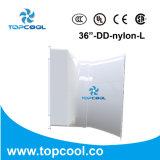 """"""" fibre de verre 36 refroidissant le ventilateur d'extraction industriel de déflecteur"""