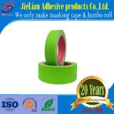 3m 233+に類似した緑のクレープ紙の保護テープ