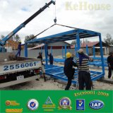 Kazakhstan에 있는 고품질 샌드위치 위원회 사무실 콘테이너 집 또는 주문을 받아서 만들어진 살아있는 Prefabricated 콘테이너 집