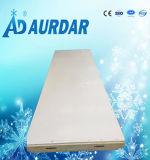 El panel de emparedado de la PU para el sitio frío del congelador