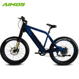再充電可能な26インチの脂肪質のタイヤのバイクの中断雪Ebike 1000W