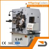 YFSpring Coilers C540 - пять сервомеханизмы диаметр провода 1,60 - 4,00 мм - пружины сжатия машины