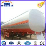 Del CCC de la ISO BV del tanque acoplado de gasolina y aceite de acero semi