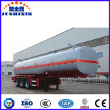 45000 liter, 50000 Liter, de Semi Aanhangwagen van de Tank van de Brandstof van de Tanker van het Vervoer van de Olie van de Capaciteit 60000L