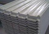 El FRP del techo de la GRP, hoja de plástico de fibra de vidrio de hoja de techos de cartón ondulado
