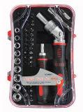 Kontaktbuchse-Handwerkzeug-Installationssatz, Kontaktbuchse-Set