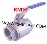Plastikverbindungsstück-Kugelventil der kugel-Valve/PVC der Kugel-Valve/PVC durch (LÄRM, ANSI, JIS) &Industrial/Water Ventil