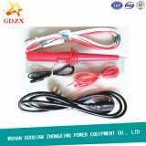中国Facotry携帯用AC DCの圧力試験の誘電性の抵抗電圧テスター