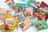 Pet/PE Vertical de la bolsa de sellado de llenado de la formación de diversos alimentos sólidos de la máquina de embalaje Dxd-520c