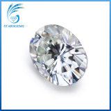 Diamante brillante ovale di Moissanite di colore del taglio 9X7mm 1.5cts Ij